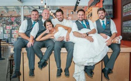 Buffalo NY Wedding Photography