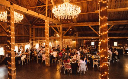 Barn Weddings Venues New