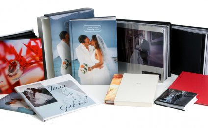 Wedding Photographer albums