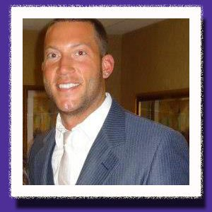 Matt Collins, co-owner of A Personal Touch DJ providers and Event Lighting in Milwaukee, Madison, Lake Geneva, Chicago