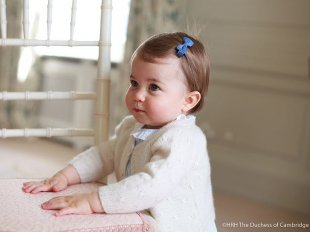 Princess Kate Shares 4 Sweet New Photos of Princess Charlotte – Just in Time for Her First Birthday!| The British Royals, The Royals, Princess Charlotte