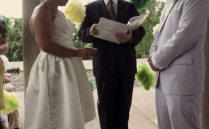 Unusual civil ceremony readings