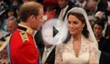 Kate and William exchange wedding vows