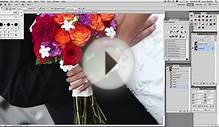 Orlando Wedding Photographer - How To Colorize a B&W Photo