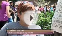 Protest Against Same-Sex Marriage in San Diego