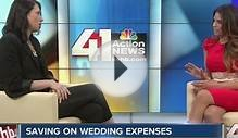 Saving wedding reception costs and hidden wedding expenses