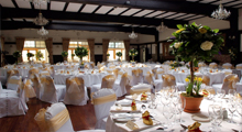 wedding venues into the north-east of england - The Morritt Country House resort 1000 weddings north east
